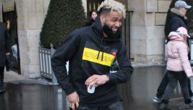Odell Beckham Jr in Paris