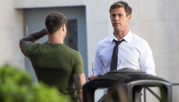 Chris Hemsworth Films Men In Black 4