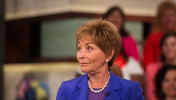 Judge Judy Has Freshened Up Her Hairstyle with Mixed Results | Magic 95.5 FM