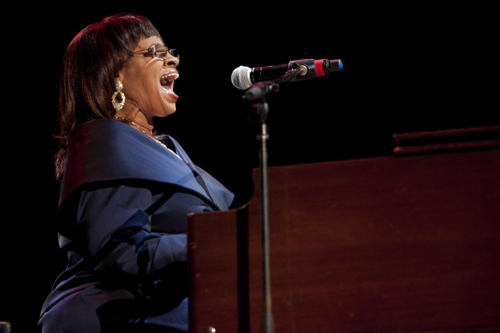 Rock And Roll Hall Of Fame Honors Aretha Franklin, 16th American Music Masters Tribute