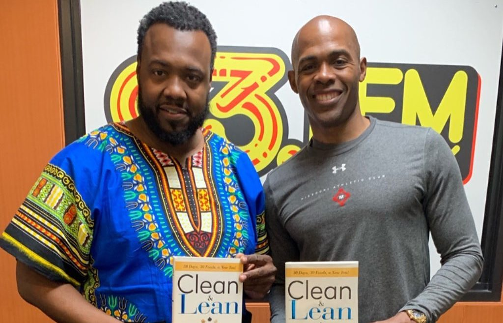 Sam Sylk Show: Doctor Ian Smith Talk's new Book Clean & Lean