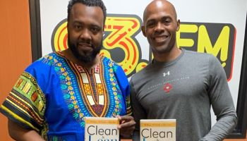 Sam Sylk Show: Doctor Ian Smith Talk's new Book Clean & Lean