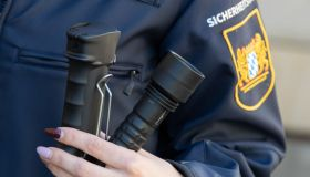 Security guards receive better clothing and equipment