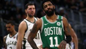 2019 NBA Playoffs: Boston Celtics Vs Milwaukee Bucks At Fiserv Forum