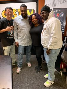 Sam Sylk, Cocoa Brown, The Soul Korean Comedian, The Jeff Brown Show
