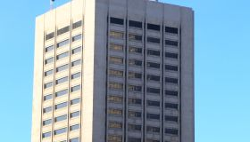 Justice Center Complex and prison, Cleveland, Ohio, United States