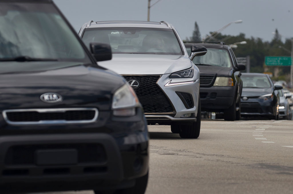 Holiday Weekend Predicted To Be Busiest Memorial Day Travel Weekend Since 2005