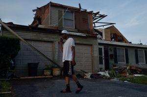 Multiple Tornadoes Cause Widespread Damage Around Dayton, Ohio