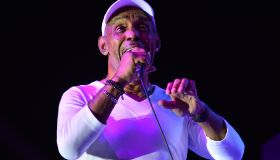 The White Party featured Maze featuring Frankie Beverly and Isley Brothers