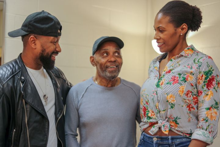 Frankie Beverly Meet And Greet At The One More Time Experience In Cleveland! [PHOTOS]