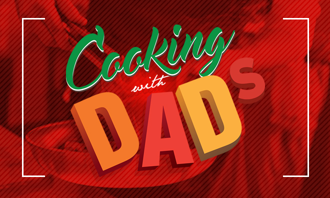Cooking With Dads