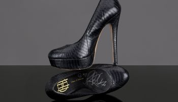 Small Steps Project - celebrity shoe auction