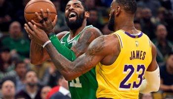 Boston Celtics vs Los Angeles Lakers