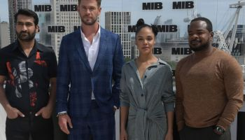 """Men In Black International"" - Photocall"
