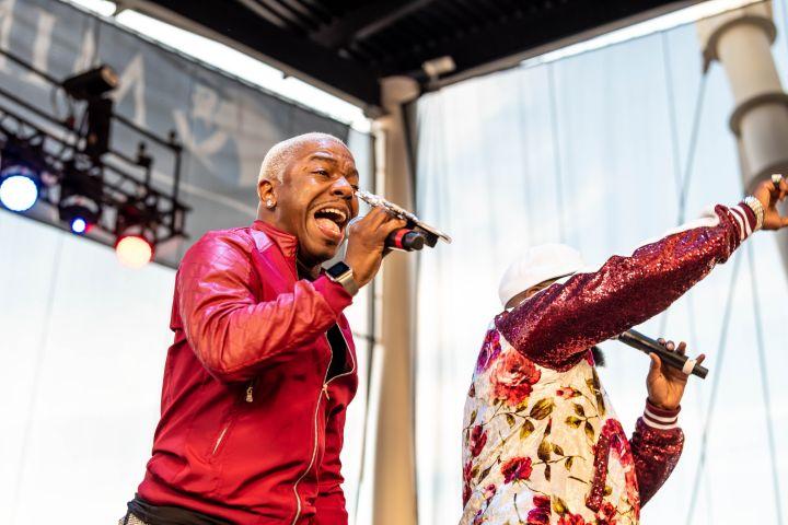 Dru Hill Cleveland Stone Soul Festival 2019