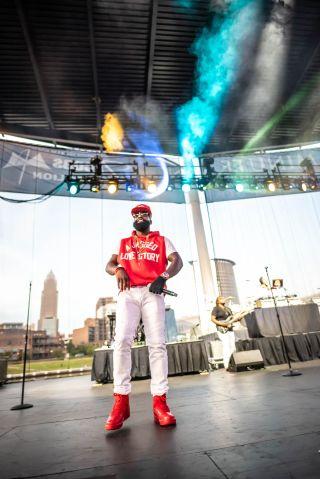 Jagged Edge Cleveland Stone Soul Festival 2019