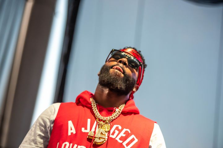 Jagged Edge Cleveland Stone Soul Festival 2019