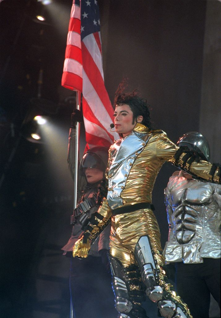 """Michael Jackson """"out"""" in the United States"""