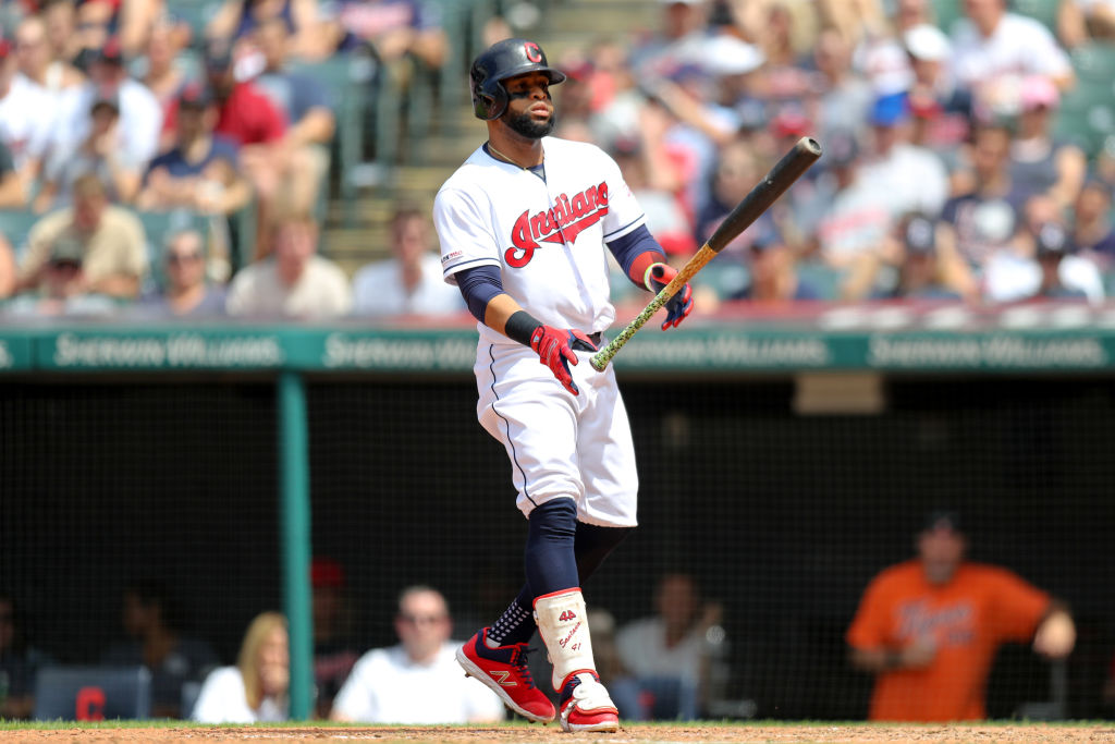 MLB: JUN 23 Tigers at Indians