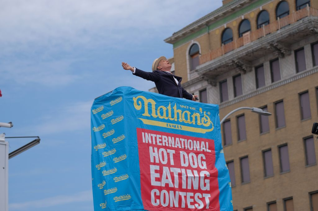 2017 Nathan's Hot Dog Eating Contest