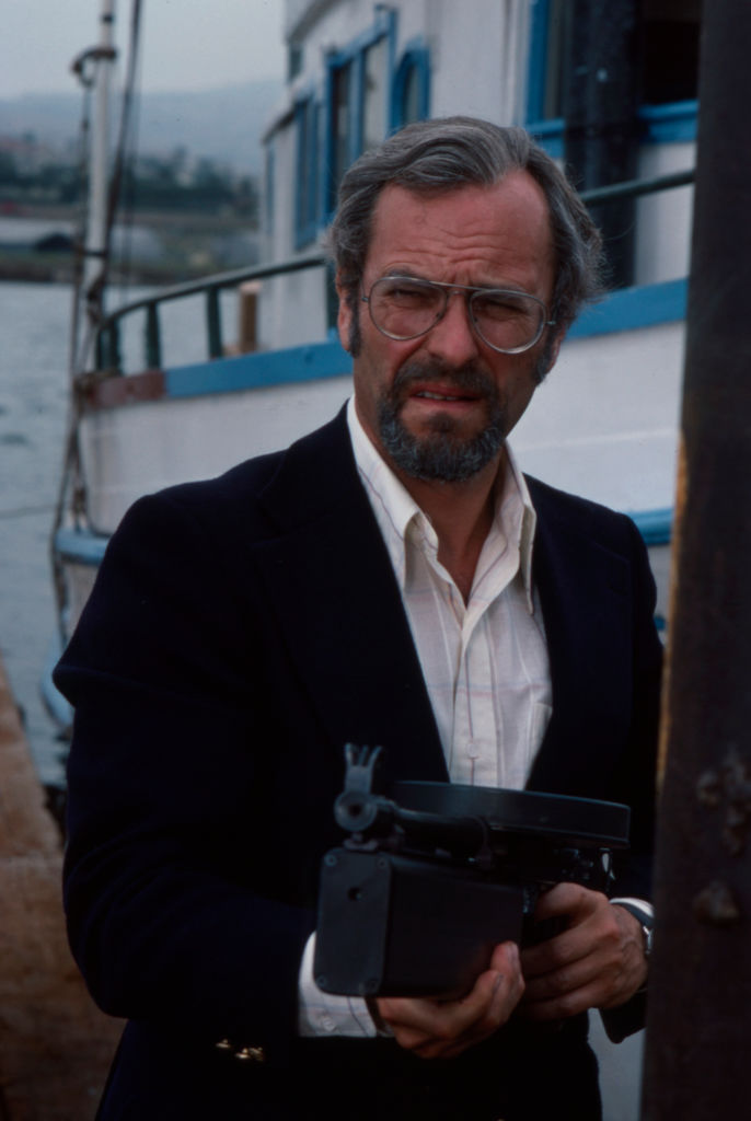 Rip Torn Appearing In 'Most Wanted'