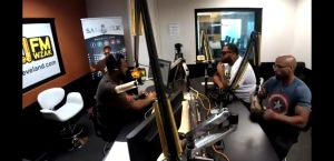 Sam Sylk, Ray Jr and Mike B. Interview