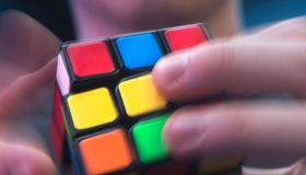 Red Bull RubikÕs Cube World Championship