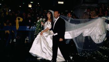 Marriage of Mariah Carey and Thomas Mottola