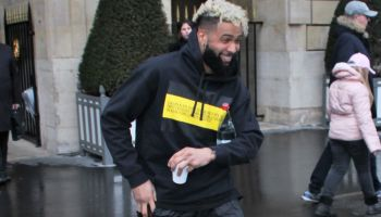 Odell Beckham Jr in Paris