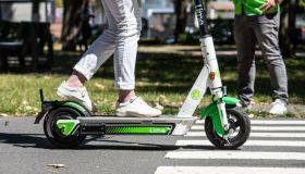 Driving safety training for electric scooters