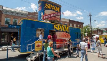 Spam Food Truck