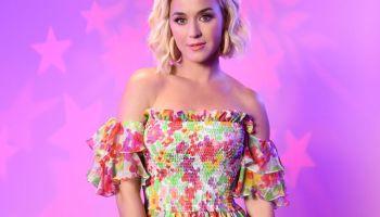 Katy Perry Visits the SiriusXM Studios in Los Angeles