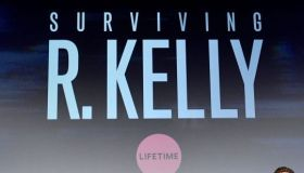 "The Executive Producers And Survivors Featured In Lifetime's ""Surviving R Kelly"" Attend The Emmy FYC Screening At The Paley Center For Media In New York"