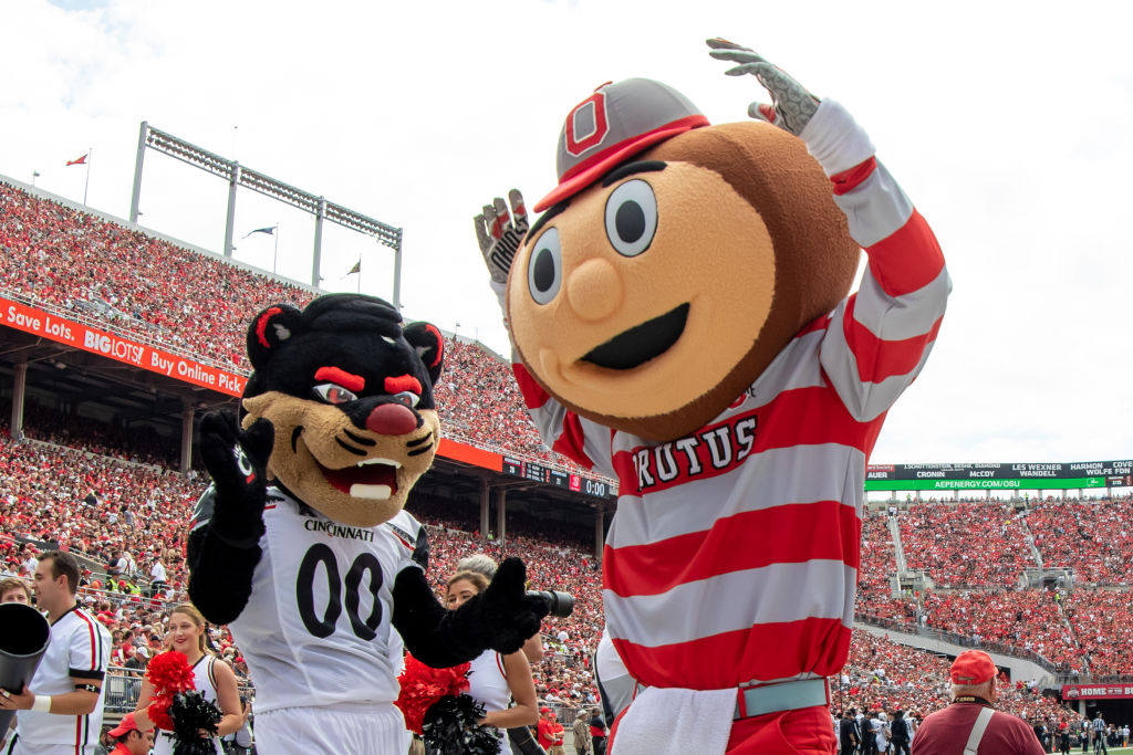 COLLEGE FOOTBALL: SEP 07 Cincinnati at Ohio State