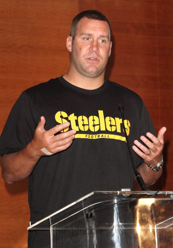 Pittsburgh Steelers Press Conference and Practice