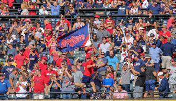 MLB: SEP 15 Twins at Indians