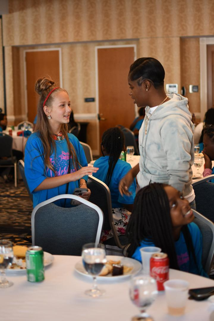 Saving Our Daughters & MYCOM Luncheon To Inspire Girls