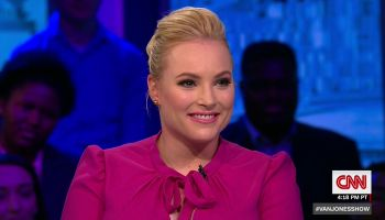 Meghan McCain during an appearance on CNN 'The Van Jones Show.'