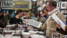 Record Store Day 2019 at Rough Trade East, London, UK.
