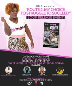 LilD Radio Personality 'Route 2' Book