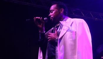 District Rhythms: Morris Day And The Time