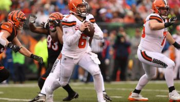 NFL: DEC 29 Browns at Bengals