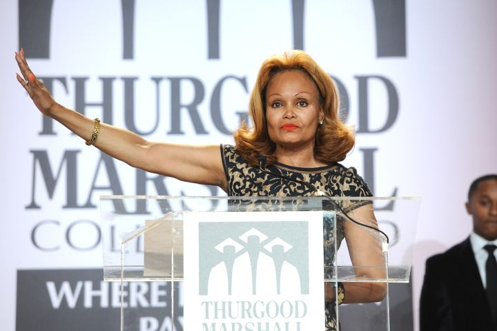 Janice Bryant Howroyd, Founder of Employment Agency ACT-1 Group On being the First African-American Woman to Own a Billion Dollar Business