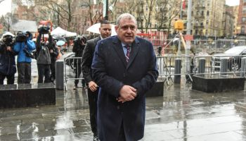 Giuliani Associate Lev Parnas Back In Court As Prosecutor Asks For Bail To Be Revoked