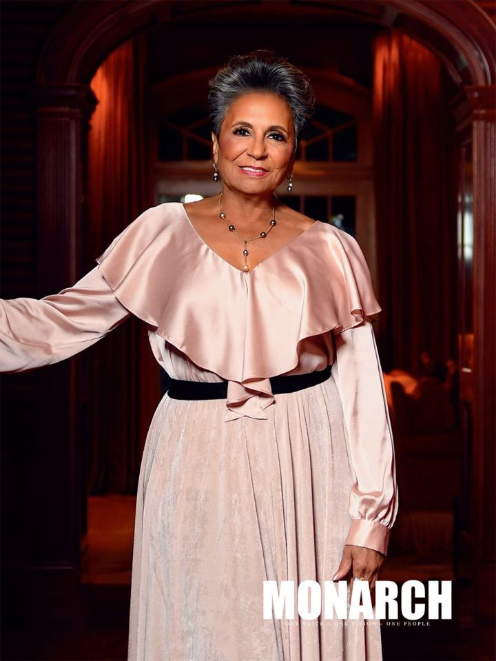 Cathy Hughes Founder Of RadioOne & TVOne On the Aspect of Business