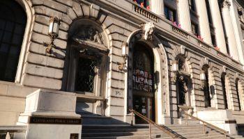 Cleveland Public Library, Cleveland, Ohio, USA