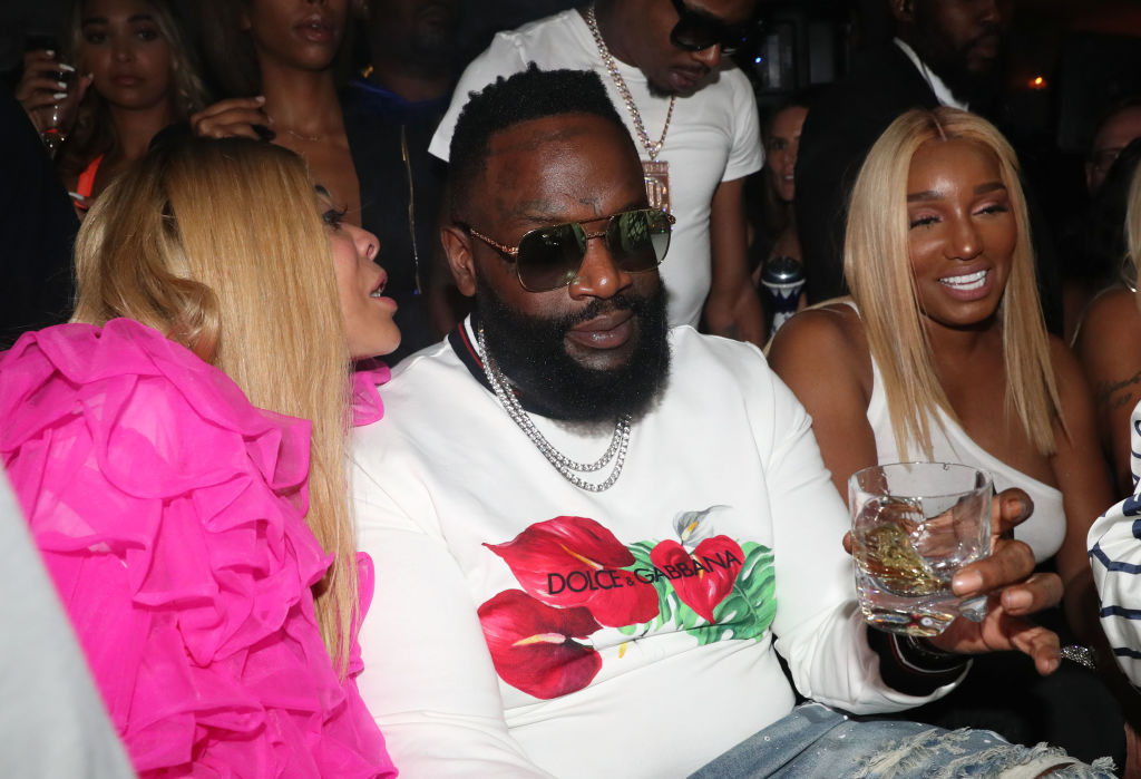 "Rick Ross ""Port Of Miami 2"" Album Party"