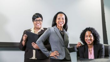 Women and minority owned business