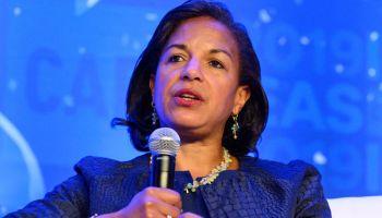 Ambassador Susan Rice, former U.S. National Security Adviser...