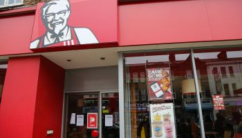 KFC closures due to chicken shortage